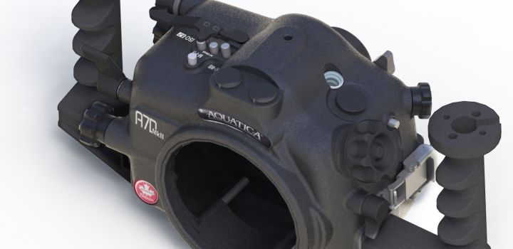 Aquatica announces A7D Mk II housing for the Canon 7D Mk II #scuba #diving #underwater #photography #Canon #camera #Aquatica #housing #A7DMkII #7DMkII