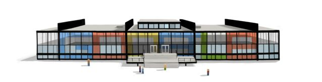 Google version to celebrate Miles birthday. S. R. Crown Hall, designed by the German-born Modernist architect Ludwig Mies van der Rohe, is the home of the College of Architecture at the Illinois Institute of Technology in Chicago, Illinois.