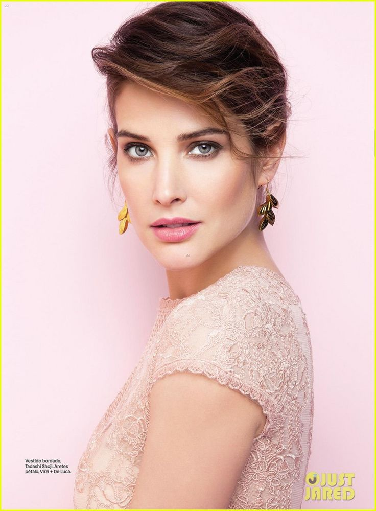 Cobie Smulders Shares Life Philosophy in 'Glamour Mexico'