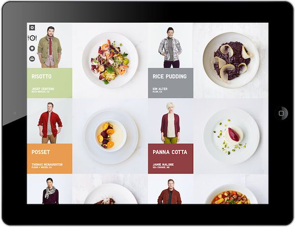 UNIQLO Unveils Cooking App, Features Recipes Inspired By Outfits - #UI liked at #rockcandymedia