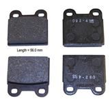 Brand:BeckArnley Part Number:082-0654 Category:Brake Pad  Price :$11.62 2 Years Warranty