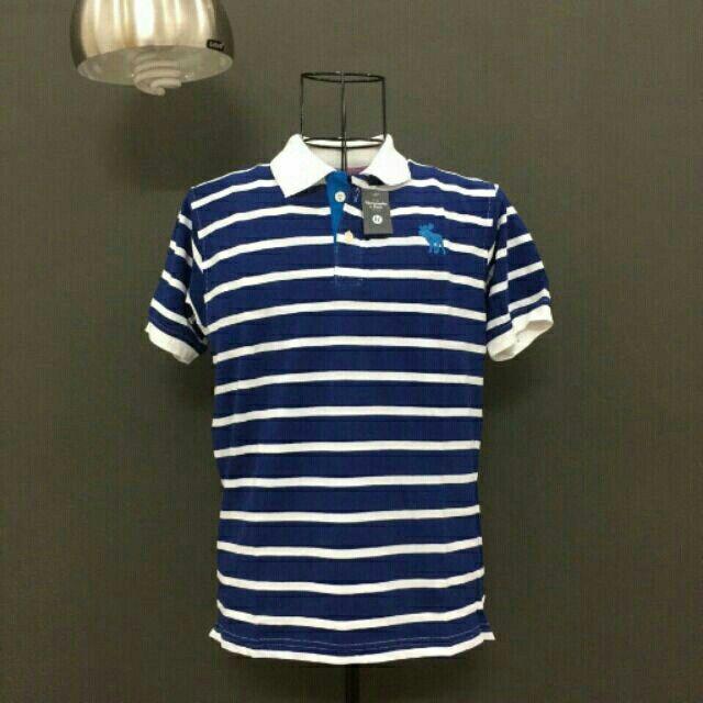 Áo thun cổ bẻ Abercrombie với giá ₫150.000 chỉ có trên Shopee! Mua ngay: http://shopee.vn/boybanhang/4478684 #ShopeeVN