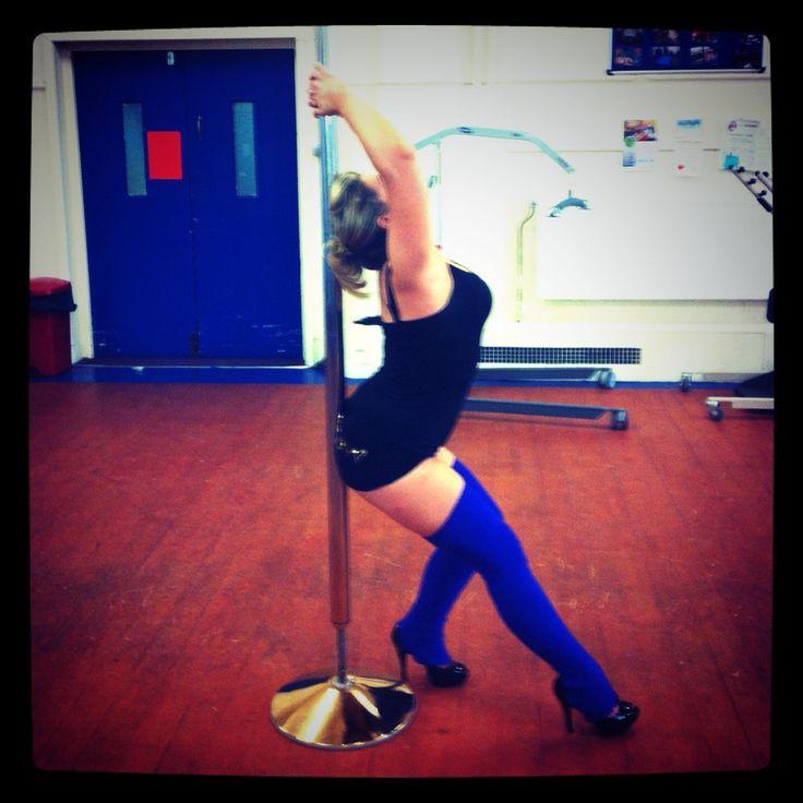 Pole dancing  Pole trick  Pole fitness