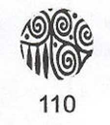 ArtWay Circle Stamps 110 $10