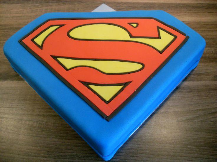 Cake Superman Pinterest