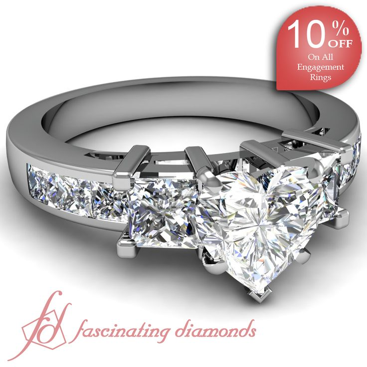 17 best images about heart shaped diamond rings on. Black Bedroom Furniture Sets. Home Design Ideas