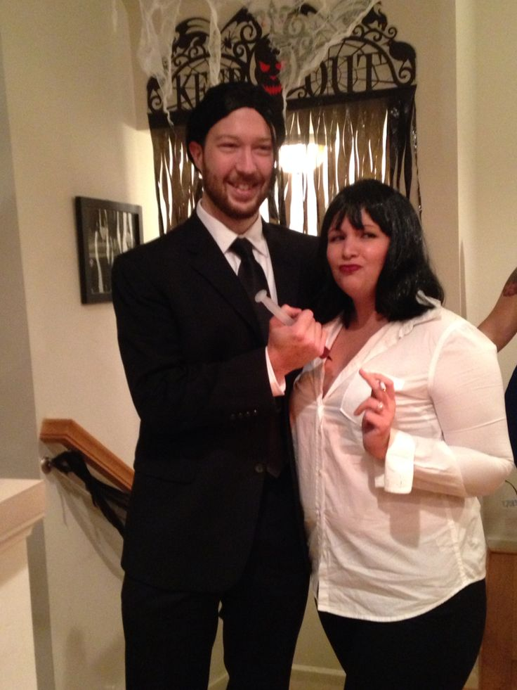 M s de 25 ideas incre bles sobre pulp fiction halloween costume en pinterest disfraz de pulp - Deguisement pulp fiction ...