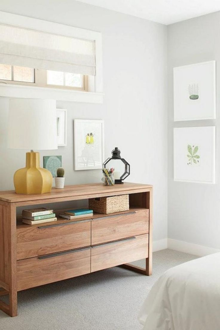70+ Awesome Modern Midcentury Bedroom Decorating Ideas
