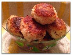 Постные картофельные котлеты с грибами