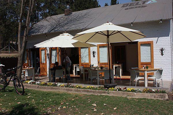 Delta Cafe Exterior