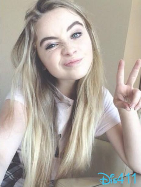 Sabrina Carpenter has arrived in Australia and is excited about being ......as pretty as she is thought she would be in more movies.