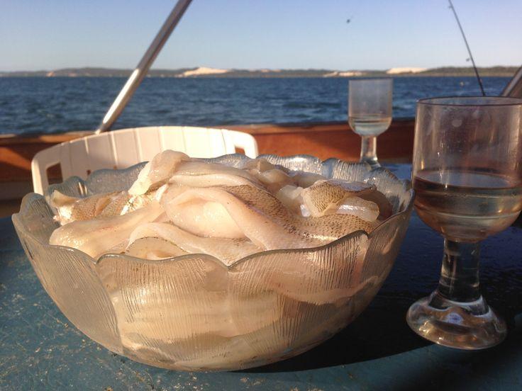Whiting fillets #moretonbay #moretonisland