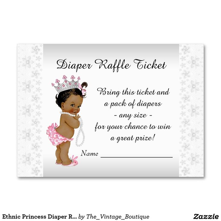53 best images about diaper raffle tickets on pinterest | diaper, Baby shower invitations