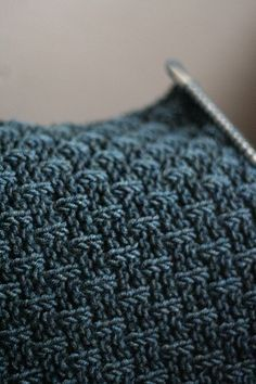 knit. k1p3. shift every 3 rows. Simple and beautiful stitch.