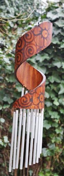 Windgong bamboe