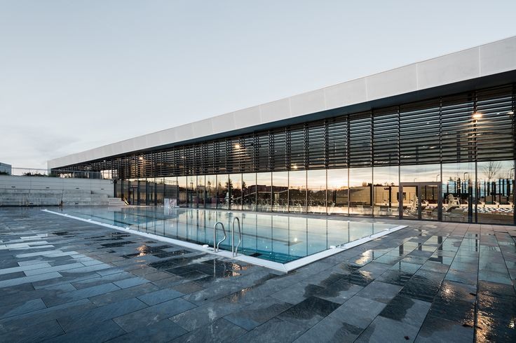 Gallery of Aquatic Centre Sourcéane / Auer Weber + CAAU – 13