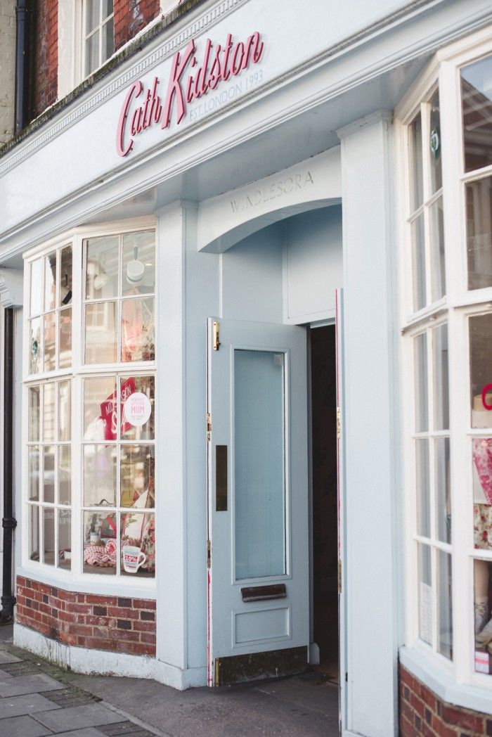 Visiting the Cath Kidston Store - TravelingMama