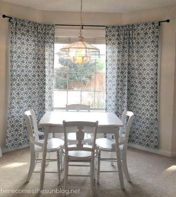 best 25 window curtains ideas on pinterest curtain rods curtain ideas and how to hang curtains. Black Bedroom Furniture Sets. Home Design Ideas