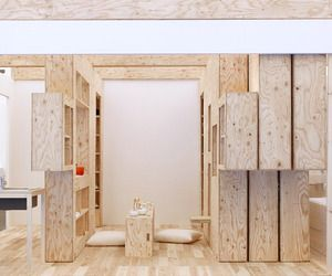 barcode room plywood movable wall system micro living pinterest movable walls and plywood