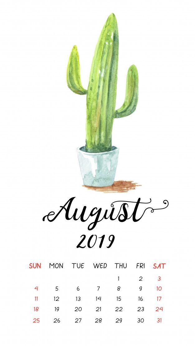 download calendar 2019 word