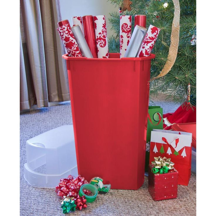 vertical wrapping paper storage A great way to store your holiday, special occasion, or christmas wrapping paper and tools features tiered paper storage, clear view windows and a removable tool box easily hang on a closet door, tall shelf, or slide it under a bed 40 wrapping paper storage door hanger bag (18 reviews) $2999 $3999.