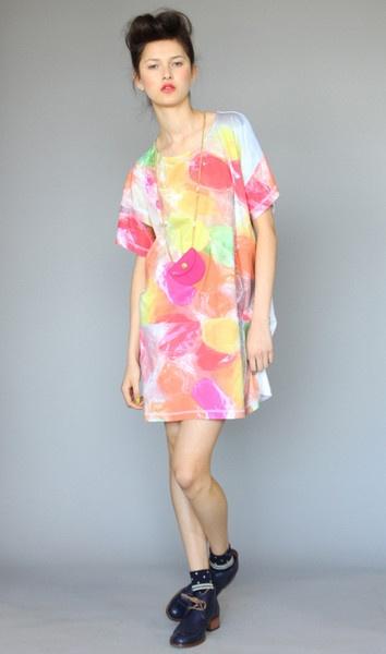 One Size Tee Dress Lollies