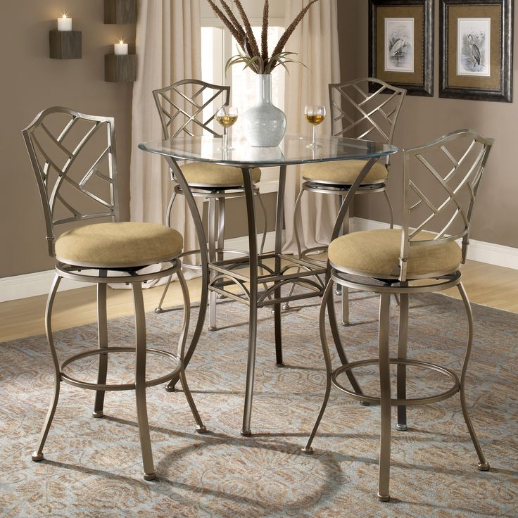 25 best ideas about bistro table set on pinterest for Best dining table material