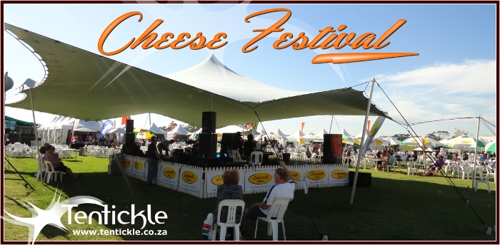 The South African Cheese Festival.