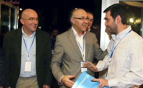 Carnero plantea a Borja García que se integre en su candidatura para presidir el PP de Valladolid