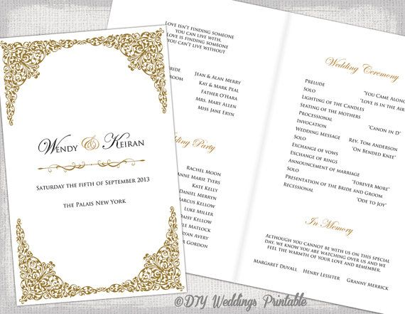 Sample program templates 25 wedding sample program templates 25 wedding ceremony booklet templates free funeral program templates 10228493 beautiful funeral best pronofoot35fo Image collections