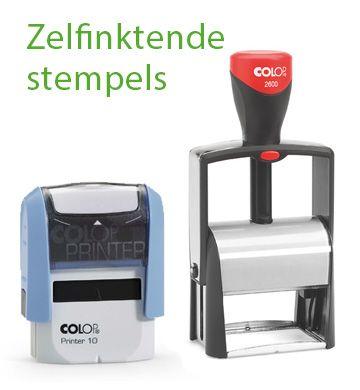 Trodat 4917. Ideale  zelf-inktende stempel voor een kleine tekst van max. 50x10mm. Bestel hem nu bij Stempelfabriek.nl
