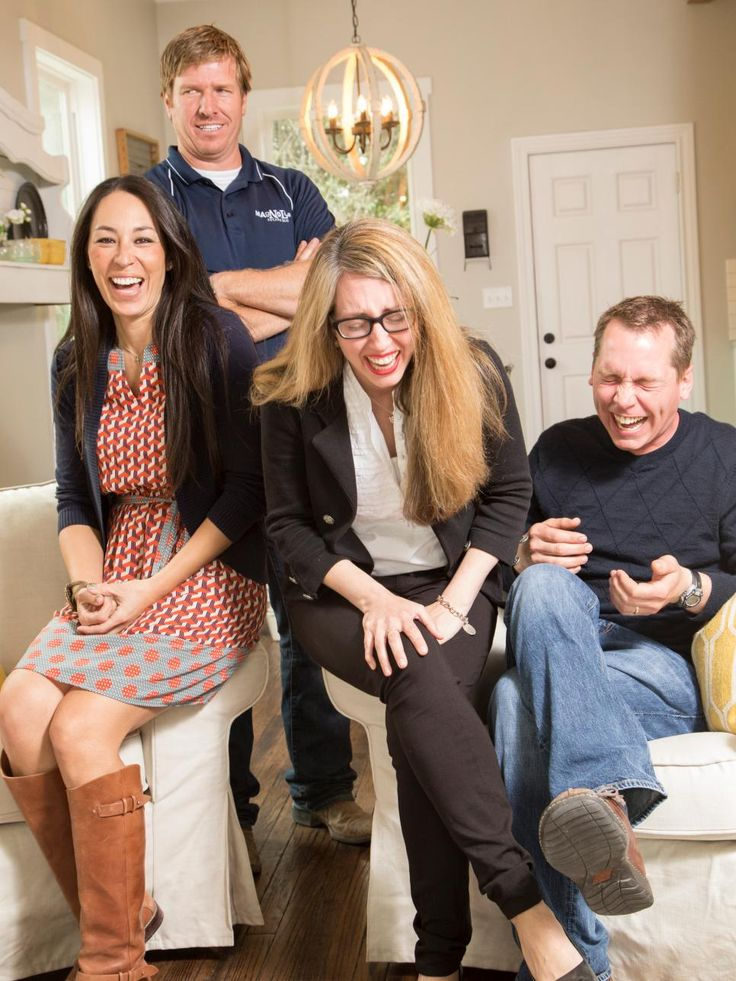 195 best images about favorite hgtv diy shows on for Does chip carter gaines have siblings