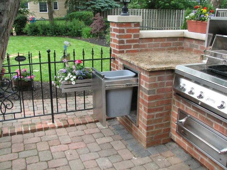 21 best Outdoor Kitchens DIY images on Pinterest Outdoor