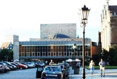 Teatr Wybrzeże @Miasto Gdańsk