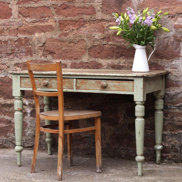 Farmhouse table, £175.00