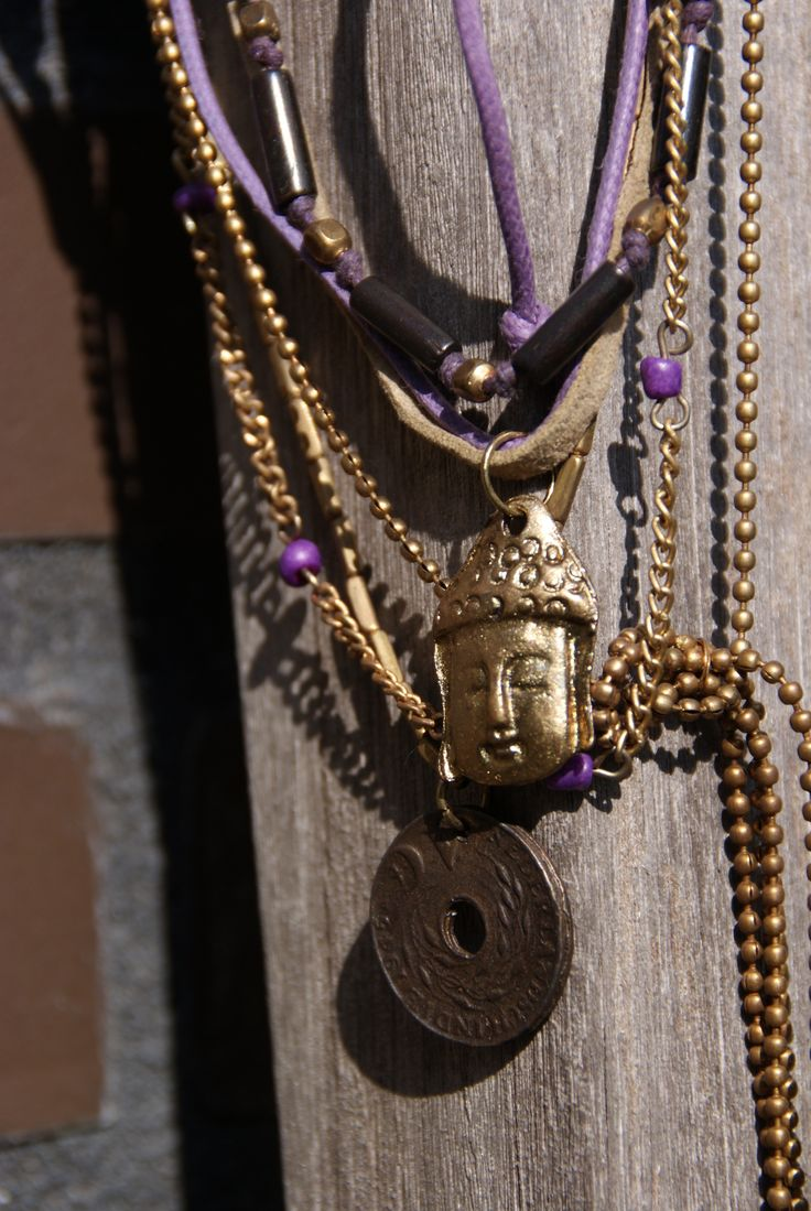 Ketting Budha via http://www.toefwonen.nl/a-30070747/sieraden/ketting-budha/