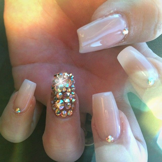 #prom #nails