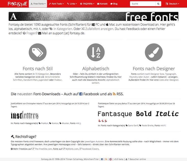 25+ parasta ideaa Pinterestissä Schriften kostenlos - foto freeware deutsch