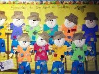 September Bulletin Board Ideas, Themes, Pictures