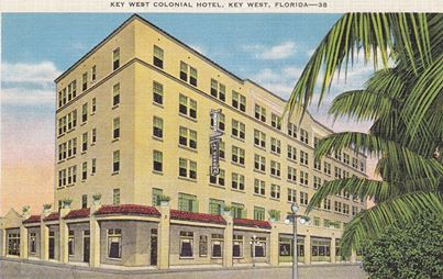La Concha Key West was known at one time as the Key West Colonial Hotel.