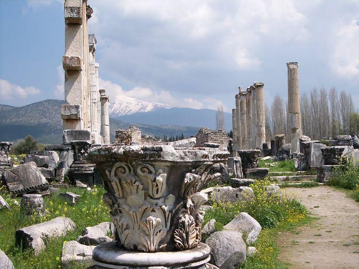 Aydın, Karacasu, Afrodisias