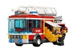 Лего 60002 - Пожарный автомобиль