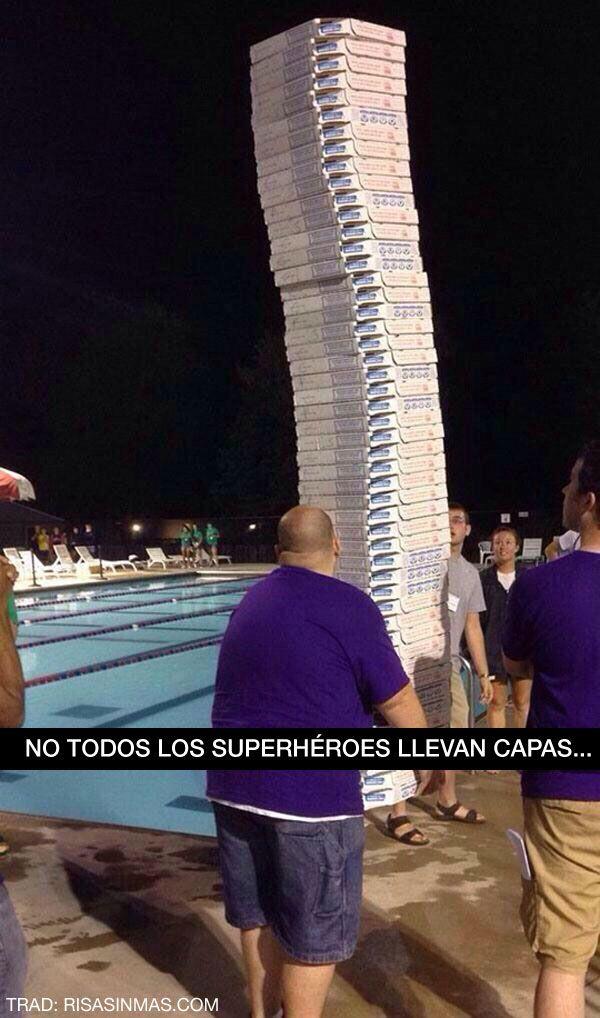 Superhéroe sin capa. #humor #risa #graciosas #chistosas #divertidas