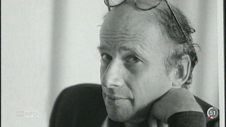 Le metteur en scène, écrivain et cinéaste suisse Luc Bondy est décédé à l'âge de 67 ans [RTS]