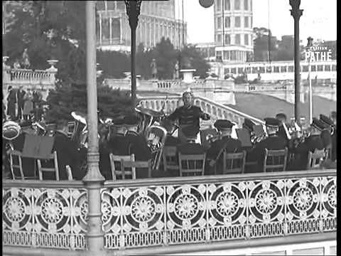 The Crystal Palace (1851-1936), rare footage 1935 // August 21st, 2014