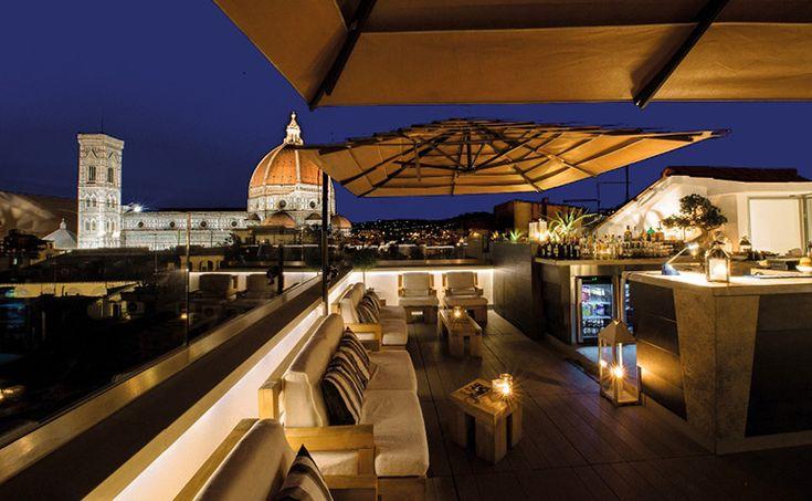 Vista di Firenze dalla terrazza dell'Hotel Cavour #holiday #firenze #viaggi #italia #toscana #luigimasciotta