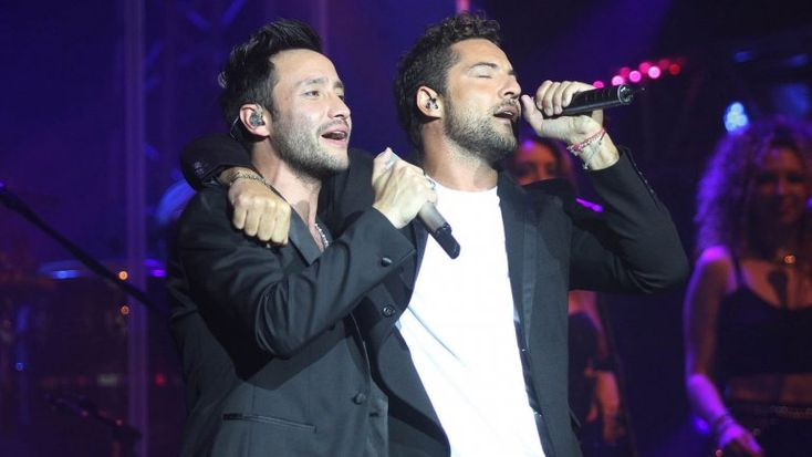 David Bisbal cantó junto a Luciano Pereyra - Imágenes-Noticias http://befamouss.forumfree.it/?t=71362092