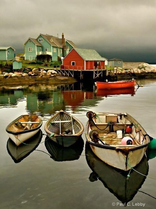 Nova Scotia Amazing World #beautiful #calm