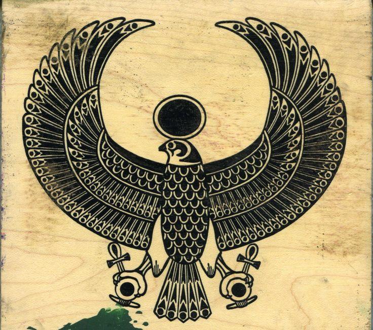 egyptian falcon tattoo - Google Search