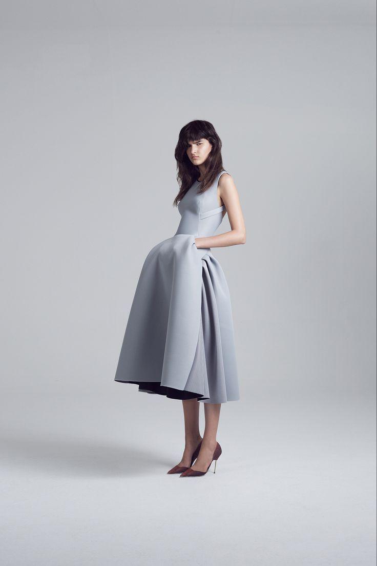 春 2015 Maticevski 7703   女性ファッション